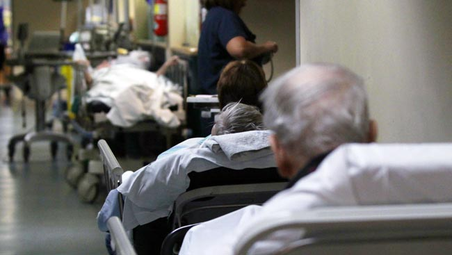 Canadian Patients Lose Time and Money in Care