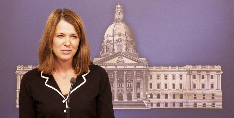 Danielle Smith sought to change government from the inside, even leading a new political party, but she faced harsh pushback, and is returning to the private sector. (Dave Cournoyer)