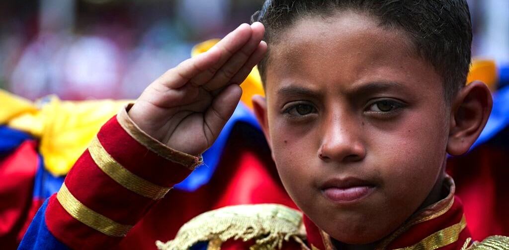 """Faced with economic ruin, Venezuela's government persists in its """"socialist revolution."""""""